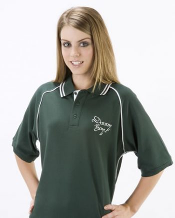 Danny Boy Tipped Polo Shirt